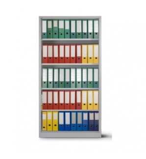 Open archiving cabinet 1950x920x420