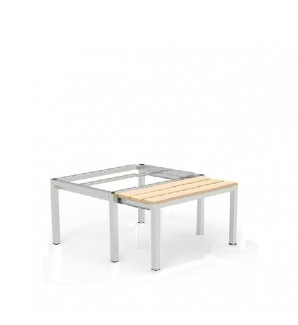 Pull-out bench 410x300x755