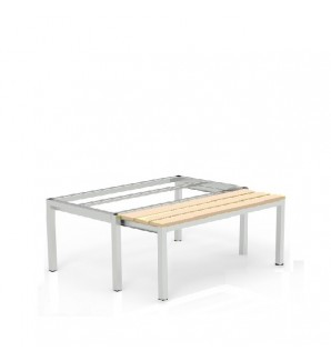 Pull-out bench 410x400x755