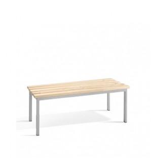 Wooden bench 1000x330x400